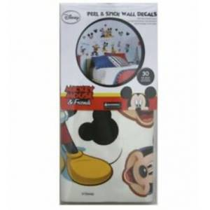 Mickey Duvar Sticker 1507SCS