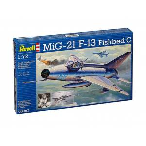 Revell MiG-21 F-13 Fishbed-3967
