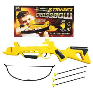 Ks Games Strikers Crossbow Oyunu Vakumlu Ok Yay Ok Atma Okçuluk
