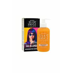 JEAN'S COLOR ALTIN SARISI 250 ML. GOLDEN BLONDE + JEAN'S COLOR SAÇ AÇICI SETİ