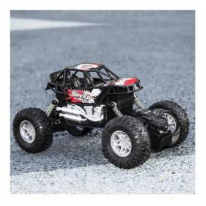 Satranç HEDİYE - Rock Crawler Off Road, 2.4GHz U/K Buggy JEEP 1:18