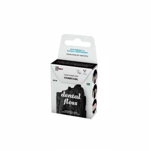 Humble Brush Dental Floss Mint With Charcoal 50m