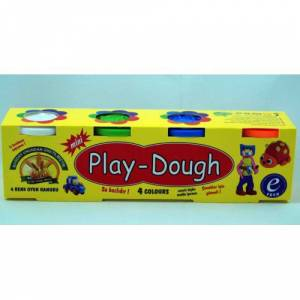 Modatools Oyun Hamuru Play Dough 4 Li Mini 25509S