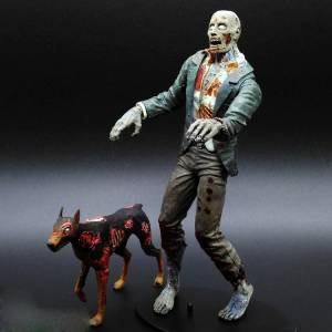 NECA - Zombie - Resident Evil 10th year Anniversary Figür