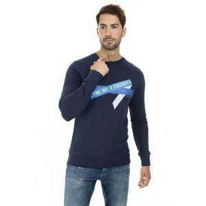 Jack & Jones Core Jcowrap Sweat ERKEK SWEAT 12180192