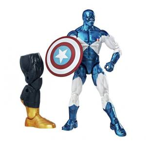 Hasbro Marvel Guardians Of The Galaxy Legends 6-inch Vance Astro (Build A Figure: Marvel's Titus)