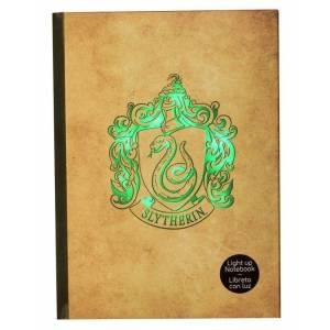 SD Toys Harry Potter Slytherin Işıklı Defter