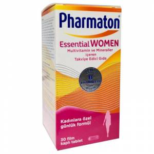 Pharmaton Essential Women 30 Tablet