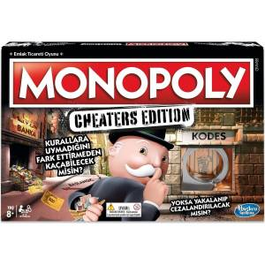 MONOPOLY KODES CHEATERS EDITION E1871