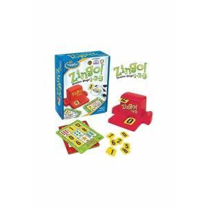 Thinkfun Zingo 1-2-3-7703