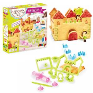 7600312100 SMOBY CHEF FUN BISCUITS