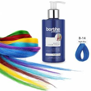 Borthe Direkt Krem Boya B14 Gece Mavisi Night Blue 200 Ml