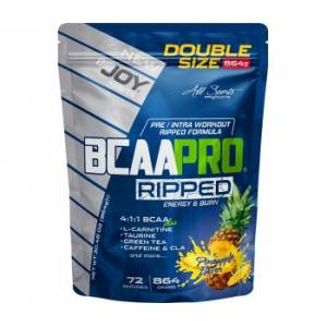 Big joy Sports BCAAPro 4:1:1 Ripped 864 Gr Ananas Aromalı