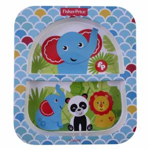 Ebebek Fisher Price Jungle Bölmeli Mama Tabağı