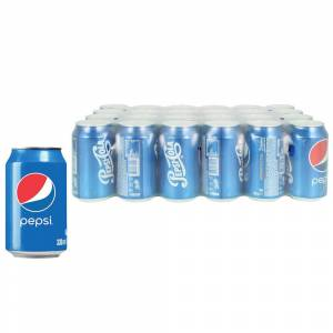Pepsi Cola 330 ml x 24 Adet
