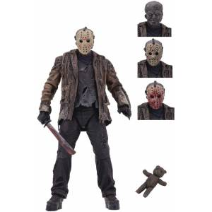 NECA - Freddy vs Jason - Jason Voorhees Ultimate Edition - Action Figür