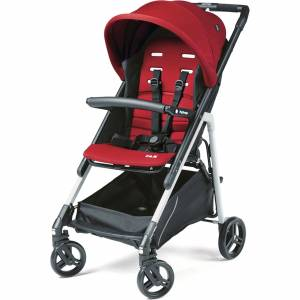Peg Perego Tak Bebek Arabası Red Ribbon