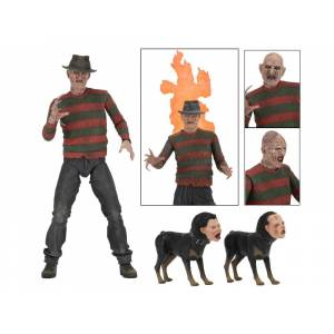 NECA - Nightmare On Elm Street Part 2 - Ultimate Freddy - Freddy's Revenge - Action Figür