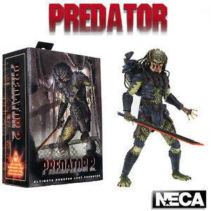 NECA - Predator 2 - Ultimate Armored Lost Predator - Action Figür