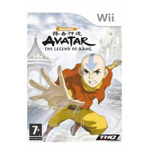 Thq Wii Avatar The Legend Of Aang