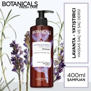 Botanicals Fresh Care Lavanta Hassas Terapi Şampuan 400ml