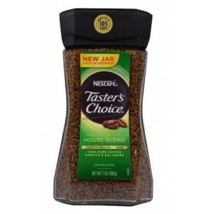 Nescafe tarsters choice house blend 198g