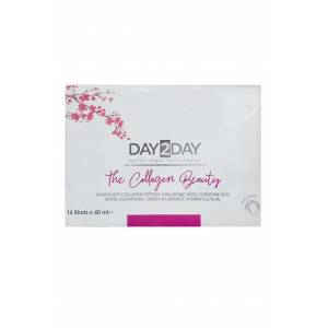 DAY2DAY The Collagen Beauty 14 Shots x40 ml