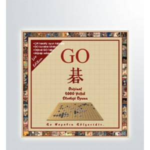 Ks Games Go Strateji Oyunu (Beginner Edition)