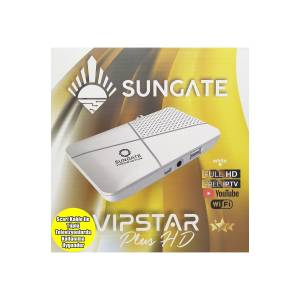 Sungate Vipstar Full HD Uydu Mini Alıcısı Wifi-3G-Youtube