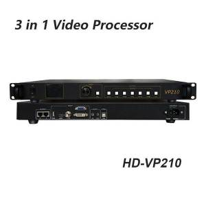 WOW Teknoloji Huidu HD-VP210 Video Processor Kontrol Kartı