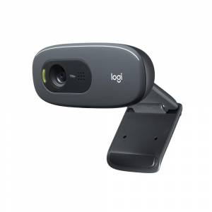 Logitech C270 SIYAH HD Webcam 960-001063 V-U0018