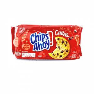 Nabisco Chips Ahoy Chewy Cookies 368 Gr.