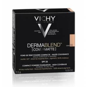 Vichy Dermablend Mineral Compact Foundation Sand 35 - SPF25