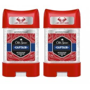 Old Spice Clear Gel Captain 70ml 2ADET
