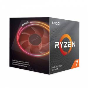 AMD Ryzen 7 3700X 3.6GHz/4.4GHz AM4 VGA sız, AMD Wraith Prism RGB Led Fan