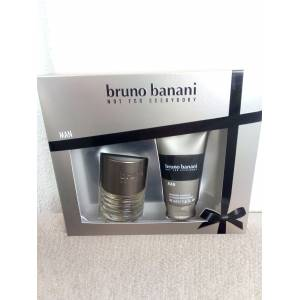 Bruno banani Man hediye seti 30+50ml.