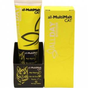 Allday All-Multimalt Cat Kediler Için Multivitamin Paste 100 gr Diss&Diss