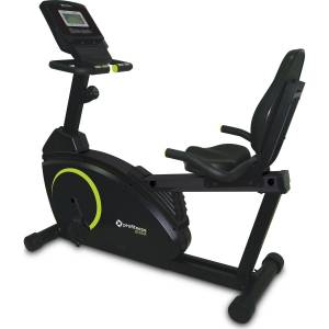 Profitness 8350R Yatay Kondisyon Bisikleti Black Collection