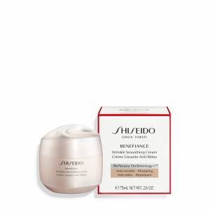 SHISEIDO Benefiance Wrinkle Smoothing Cream 75 ML
