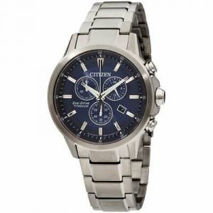 Citizen AT2340-56L Gent's Eco-Drive Titanyum Kol Saati