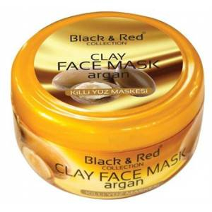 Black &  Red Killi Yüz Maskesi Argan 400gr