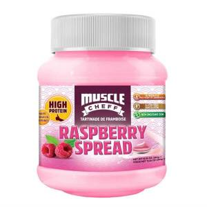 Muscle Chef Raspberry Spread -Frambuaz Ezmesi 350 Gr