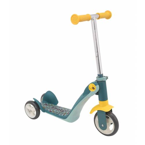Smoby Reversible 2'si 1 Arada Scooter 750612