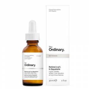 The Ordinary Retinol 0.5% in Squalane serum