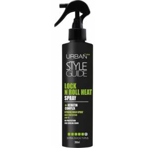Urban Care Style Guide Lock N Roll Heat Gazsız Saç Spreyi 200 ml