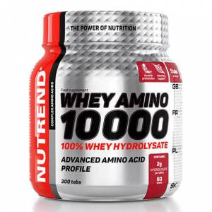 Nutrend Whey Amino Asit 10000 300 Tablet 60 Servis