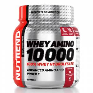 Nutrend Whey Amino Asit 10000 300 Tablet 60 Servis Aminoasit