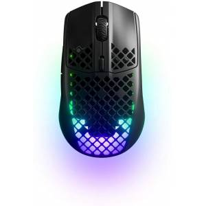 Steelseries Aerox 3 Wireless 18000 DPI Ultra Hafif Gaming Mouse Siyah