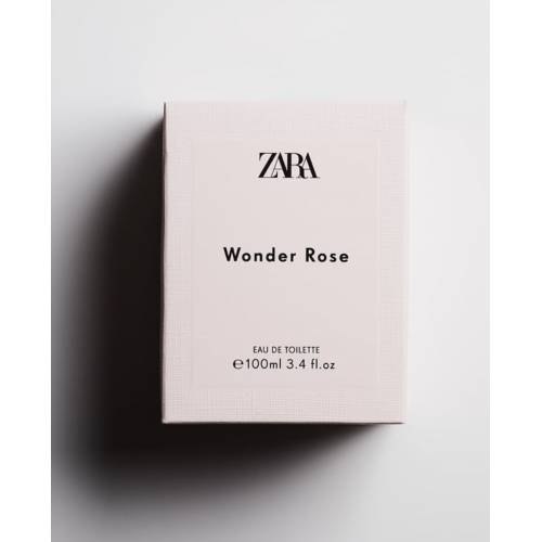 Zara Wonder Rose EDT 100 ml Kadın