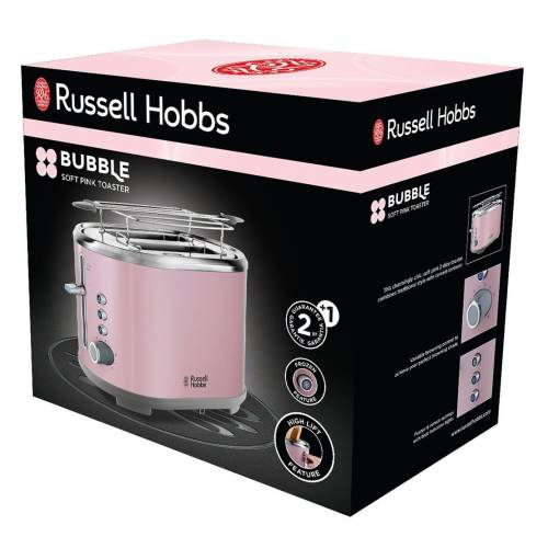 Russell Hobbs Bubble 25081-56 Pembe